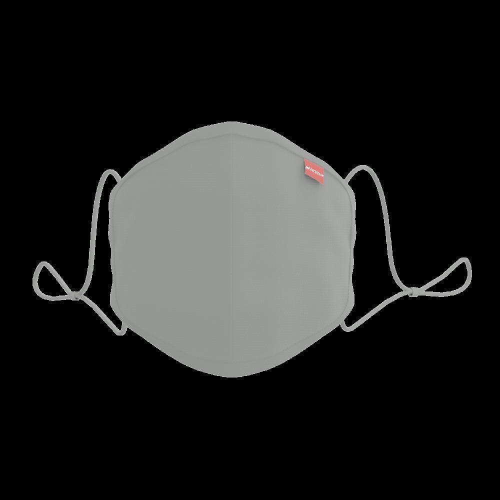 Grey mi-FACEMASK - V1