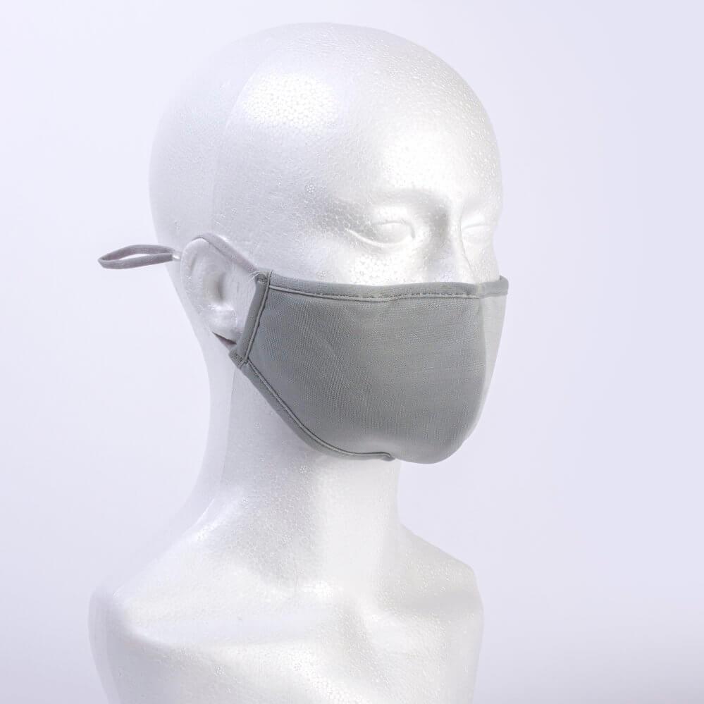 Grey V2 mi-FACEMASK
