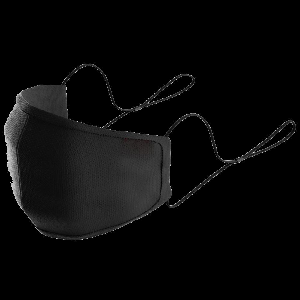 Box of 10 V2 Black face masks