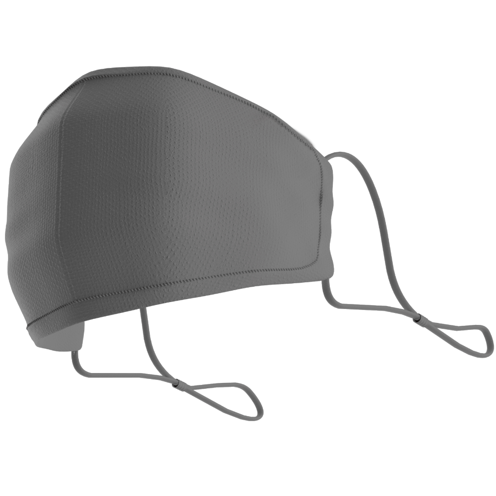 Grey v2 Facemask